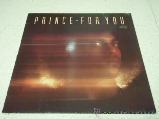 PRINCE ' FOR YOU ' NEW YORK - USA 1978 LP33 WARNER BROS RECORDS (Música - Discos - LP Vinilo - Funk, Soul y Black Music)