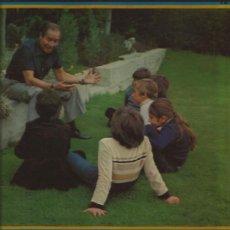 Discos de vinilo: LP-VAMOS A JUGAR-KIKO LEDGARD-EUROMUSIC-1976-CARPETA ABIERTA CON LETRAS-UN DOS TRES. Lote 29711163