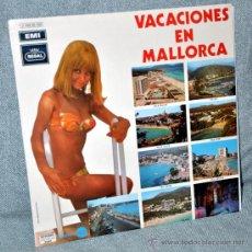 Discos de vinilo: LOS JAVALOYAS, BELAK, DIABLOS, 80 CENTAVOS Y OTROS - LP VINILO 12'' - 12 TRACK - EMI 1970. Lote 29712264