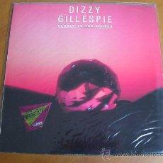 Discos de vinilo: DIZZY GILLESPIE - CLOSER TO THE SOURCE - 1984 - IMPORTACIÓN - ATLANTIC - 781 646-1. Lote 31099436