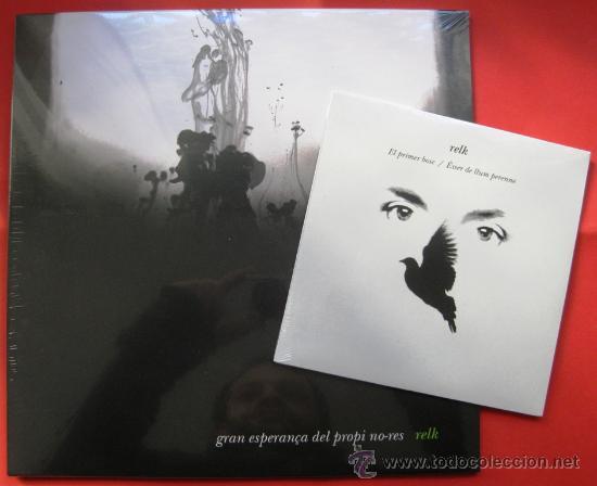 RELK - GRAN ESPERANÇA DEL PROPI NO-RES + EL PRIMER BOSC - LP + SINGLE RELKCAT 2011 - CATALÀ BPY (Música - Discos - Singles Vinilo - Étnicas y Músicas del Mundo)