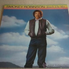 Discos de vinilo: SMOKEY ROBINSON ' TOUCH THE SKY ' 1982 - GERMANY LP33 MOTOWN RECORDS. Lote 29723401