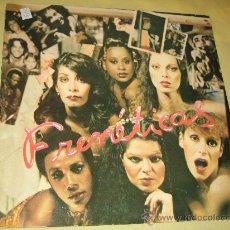 Discos de vinilo: FRENETICAS - 1977. Lote 29724063