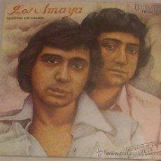 Discos de vinilo: SINGLE LOS AMAYA NOSOTROS LOS GITANOS.. Lote 29732974