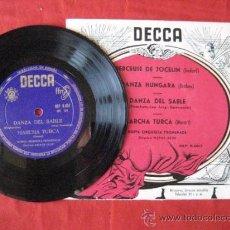 Discos de vinilo: DISCO MAXI SENCILLO. NUEVA ORQUESTA PROMENADE. . ENVIO GRATIS¡¡¡. Lote 29742869