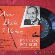 Discos de vinilo: DISCO MAXI SENCILLO. ORQUESTA FRANK POURCEL. . ENVIO GRATIS¡¡¡. Lote 29742904