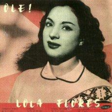 Discos de vinilo: LOLA FLORES. OLE (VINILO LP). Lote 29742907