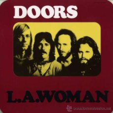 Discos de vinilo: LP THE DOORS L.A WOMAN 180G VINILO JIM MORRISON. Lote 39934771