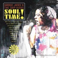 Vinyl records - LP SHARON JONES & THE DAP SOUL TIME VOL.1 AMY WINEHOUSE VINILO - 133538317