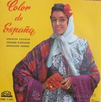 Discos de vinilo: COLOR DE ESPAÑA - EP DE 6 CANCIONES CON LIBRETO DE 8 PÁGINAS - 1959 - EXCELENTE CONSERVACIÓN - Foto 2 - 29768984