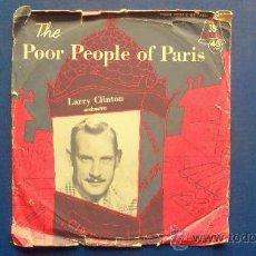 Discos de vinilo: LARRY CLINTON. Lote 29822835