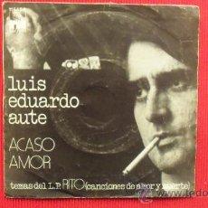 Discos de vinilo: LUIS EDUARDO AUTE. Lote 29825674