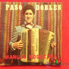 Discos de vinilo: MANUEL NOGUEIRA - PASODOBLES. Lote 29826365