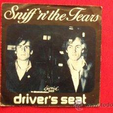 Dischi in vinile: SNIFF ´N THE TEARS. Lote 29829333
