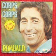 Discos de vinilo: ROMUALD. Lote 29834404