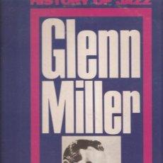 Discos de vinilo: GLENN MILLER. Lote 29784817