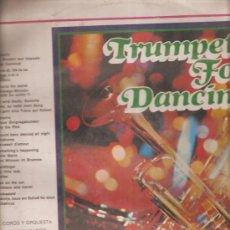 Discos de vinilo: TROMPETAS PARA BAILAR. Lote 29785001