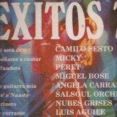 Discos de vinilo: EXITOS 77. Lote 29789164