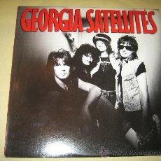 Discos de vinilo: GEORGIA SATELLITES - 1986 - USA. Lote 29796279