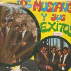 Discos de vinilo: LP EXITOS DE LOS MUSTANG (TEMAS DE THE BEATLES , THE MOVE , PAUL SIMON, THE TURTLES, ETC) . Lote 29797511