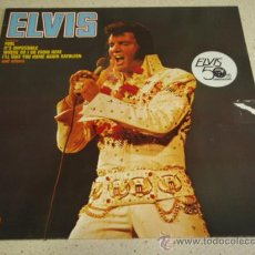 Discos de vinilo: ELVIS PRESLEY ' ELVIS ' 1973 - GERMANY LP33 RCA RECORDS. Lote 29800164