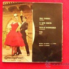 Discos de vinilo: EMMA MALERAS Y SU BALLET. Lote 29800652