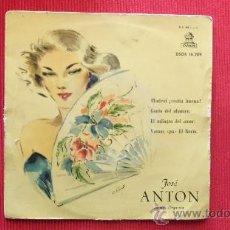 Discos de vinilo: JOSE ANTON. Lote 29804243