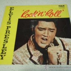 Discos de vinilo: ELVIS PRESLEY ' ROCK 'N' ROLL ' ENGLAND - 1972 LP33 RCA RECORDS. Lote 29808666