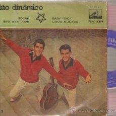 Discos de vinilo: EP DUO DINAMICO - ROGAR + 3 (VINILO ROJO) . Lote 29810767