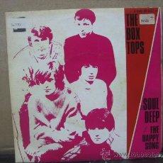 Vinyl-Schallplatten - THE BOX TOPS - SOUL DEEP / THE HAPPY SONG - EDICION ESPAÑOLA - EMI 1969 - 29828871