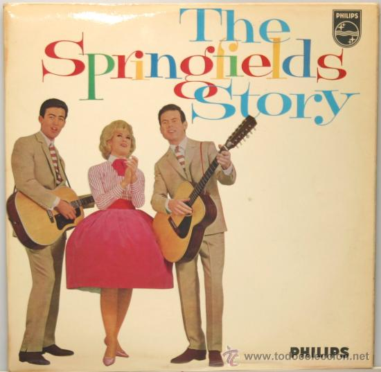 THE SPRINGFIELDS STORY DOBLE LP CARPETA ABIERTA PHILIPS 1963 (Música - Discos - LP Vinilo - Pop - Rock Extranjero de los 50 y 60)