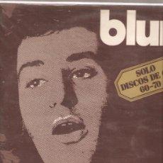 Discos de vinilo: LP BLUME : SOLO DISCOS DE ORO - TEMAS DE BEATLES, ROLLING STONES, CARL PERSKINS, RAY CHARLES, ETC . Lote 29836680