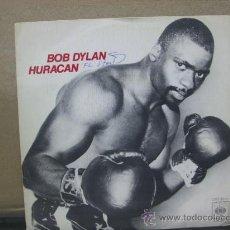 Discos de vinilo: BOB DYLAN - HURACAN -EDICION ESPAÑOLA - CBS 1975. Lote 29838796