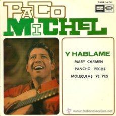 Discos de vinilo: PACO MICHEL EP SELLO EMI-ODEON AÑO 1966 EDICCIÓN ESPAÑOLA.. Lote 29839060