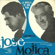 Discos de vinilo: JOSE MOJICA EP SELLO LA LECHERA AÑO 1966 EDICCIÓN ESPAÑOLA.. Lote 29839405