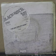 Discos de vinilo: BLACKROCK - THE NEW YORK CITY BUMP - ORIGINAL U.S.A. - BLACK ROCK RECORDS. Lote 29842460