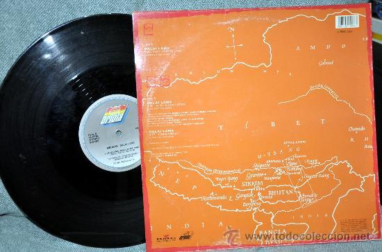 Discos de vinilo: CONTRAPORTADA - Foto 2 - 29840765