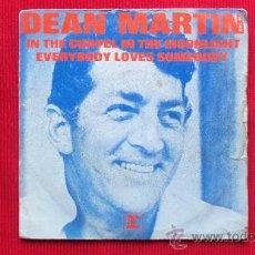 Discos de vinilo: DEAN MARTIN. Lote 29846016