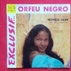 Disques de vinyle: ORFEU NEGRO - MARPESSA DAWN. Lote 29854773