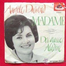 Discos de vinilo: ANGÈLE DURAND. Lote 29854965