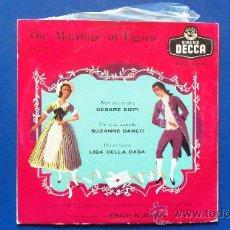 Discos de vinilo: THE MARRIAGE OF FIGARO ( ORQUESTA FILARMONICA DE VIENA. Lote 29858731