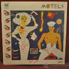 Discos de vinilo: THE MOTELS - CAREFUL (DISCO PROMO FIRMADO) . Lote 29860044