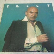 Discos de vinilo: TELLY SAVALAS ' TELLY ' CALIFORNIA-USA 1974 LP33 MCA RECORDS. Lote 29868983