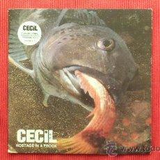 Discos de vinilo: CECIL. Lote 29875121