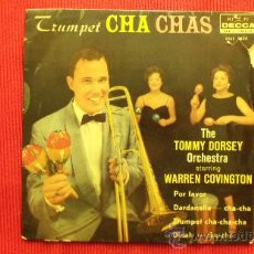 Disques de vinyle: THE TOMMY DORSEY ORCHESTRA. Lote 29876177