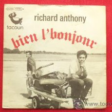 Dischi in vinile: RICHARD ANTHONY. Lote 29878305