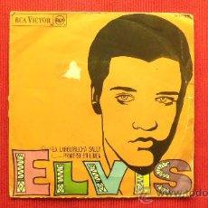 Discos de vinilo: ELVIS PRESLEY. Lote 29878795
