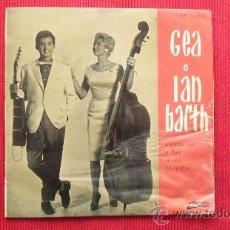 Discos de vinilo: GEA E IAN BARTH. Lote 29878982