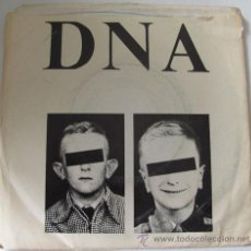 Discos de vinilo: DNA - YOU & YOU - SINGLE ORIGINAL 1978 - NO WAVE NEW YORK ARTO LINDSAY. Lote 29904238