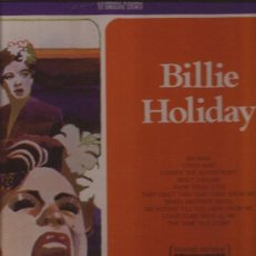 Discos de vinilo: LP-BILLIE HOLIDAY-EVEREST RECORDS 265-USA-JAZZ-. Lote 29909268